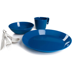 GSI Cascadian 1 Person Table Set blue